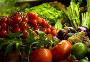 Las verduras, fuente de salud