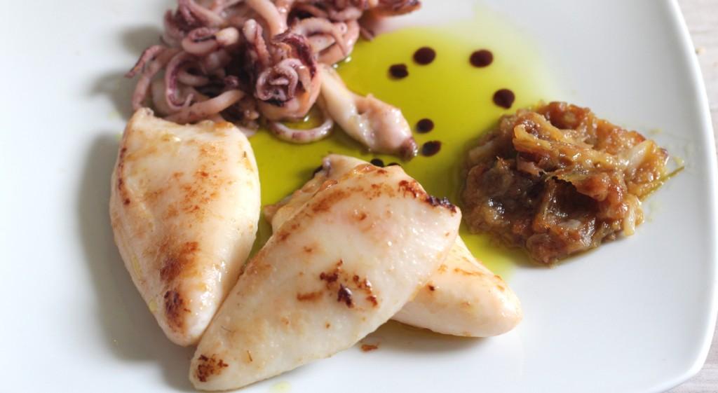 Calamares encebollados Genuinus