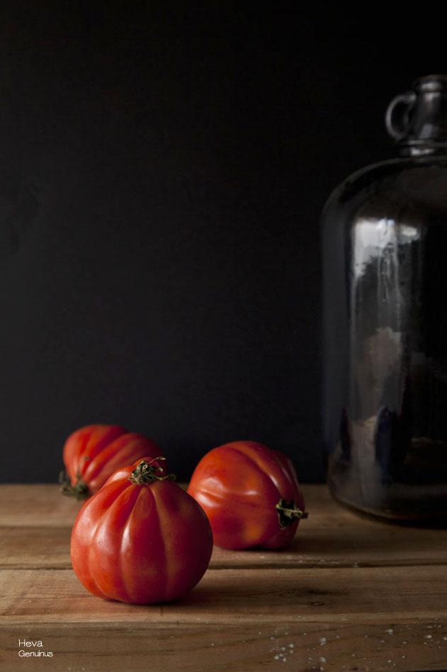 Tomates by Heva