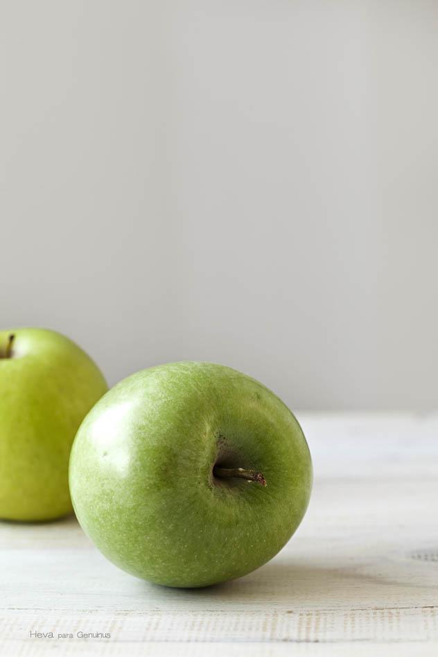 Manzana verde by Heva